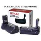 Canon 5D Mark Iıı Bg-E11 Sanger Battery Grip