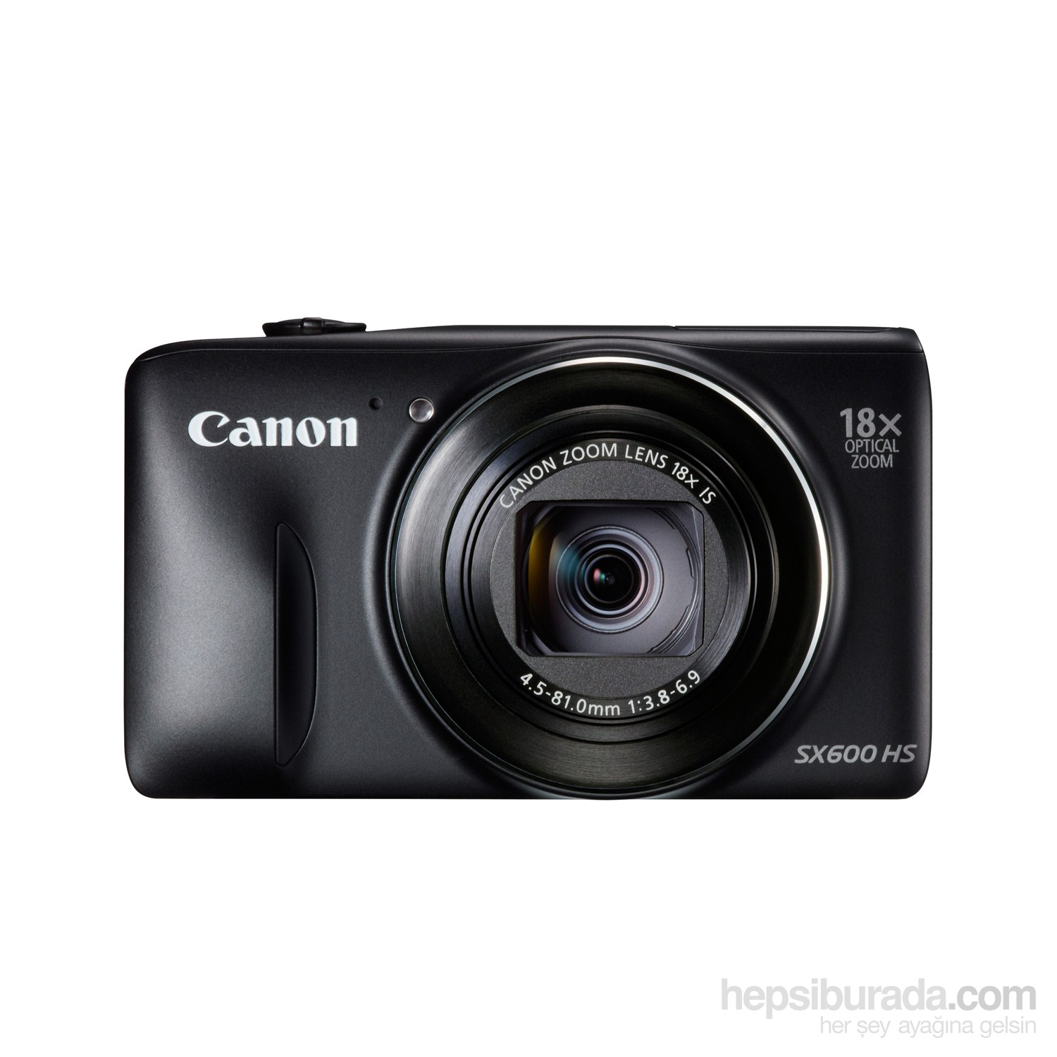 Canon PowerShot SX600 HS 16 MP 18x Optik Zoom Dijital Fotoğraf Makinesi
