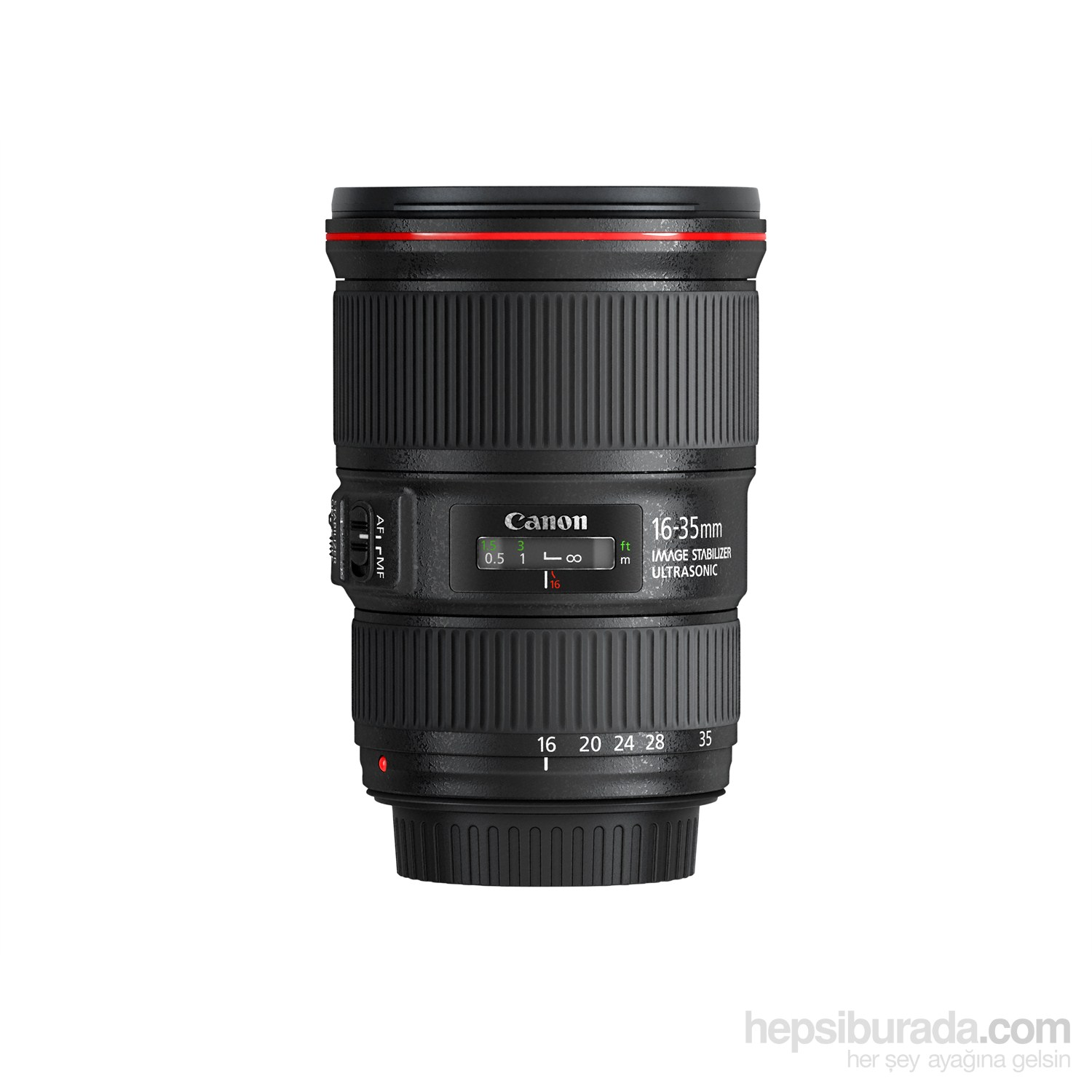Canon EF16-35MM F4L IS USM Objektif