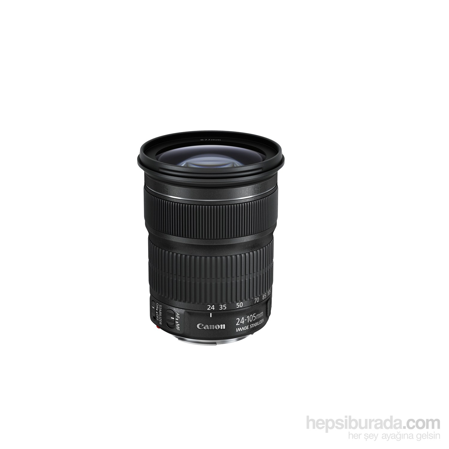 Canon EF24-105MM F3.5-5.6 IS STM Objektif