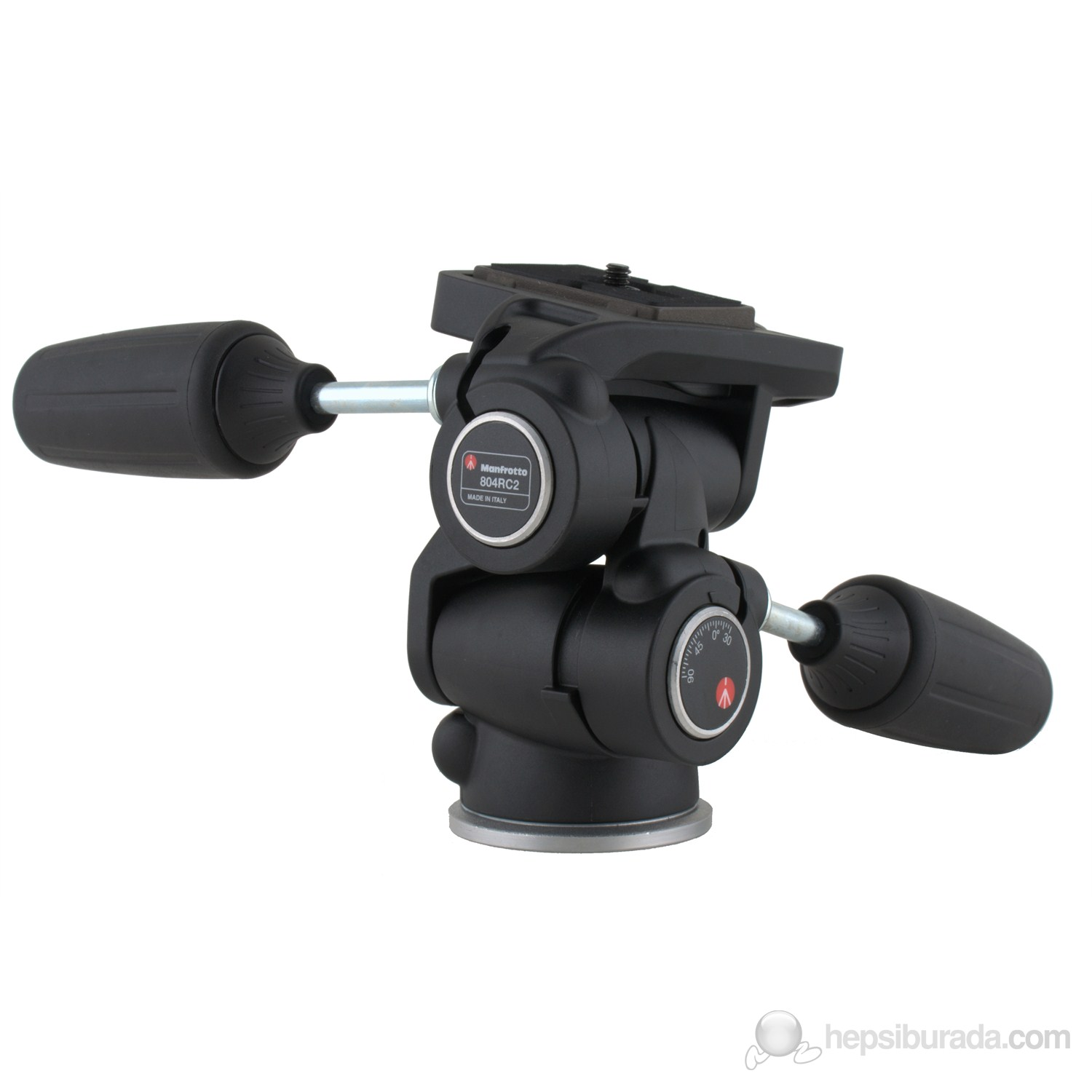 Manfrotto 804 RC2 Basic Head Black