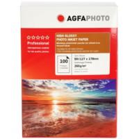 Agfa Fotoğraf Kağıdı 15X21 Mat 100 Adet inkjet Photo Paper