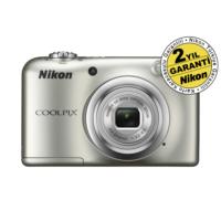 Nikon Coolpix A10 Silver Dijital Kompakt Fotoğraf Makinesi