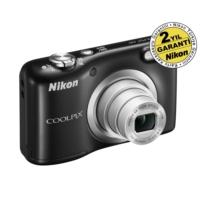 Nikon Coolpix A10 Black Dijital Kompakt Fotoğraf Makinesi