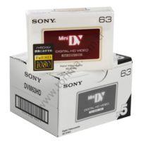 Sony HDV 63 Kamera Kaseti