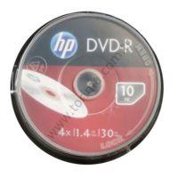 HP Mini Dvd-R 1.4GB 10'lu Cake Box