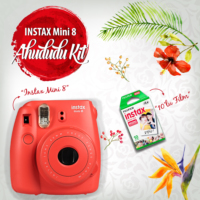 Fujifilm Instax Mini 8 + 10'lu Film