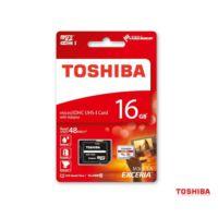 Toshiba 16 Gb Micro Uhs1 Cl10-Re (Exceria)