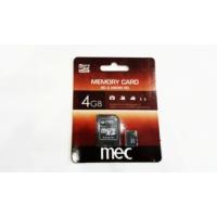 Mec Mec 4Gb Hafıza Kartı