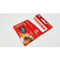Toshiba 8Gb Micro Hafıza Kartı