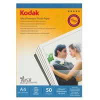 Kodak Ultra Premium Satin,Mat A4 270Gr/m² Fotoğraf Kağıdı 50 Yaprak