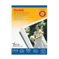 Kodak Ultra Premium Glossy,Parlak 13x18 260Gr/m² Fotoğraf Kağıdı 100 Yaprak