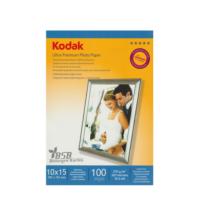 Kodak Ultra Premium Glossy,Parlak 10x15 270Gr/m² Fotoğraf Kağıdı 100 Yaprak