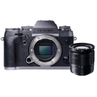 Fujifilm X-T1 Graphite Gümüş + 16-50 Basic Kit 1