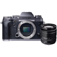 Fujifilm X-T1 Graphite Gümüş + 18-55 Basic Kit 2