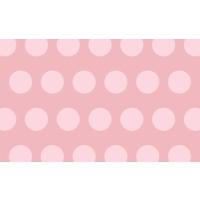 Savage (U.S.A) Stüdyo Fon Rosy Polka Dots Printed Background Paper