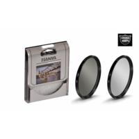 Canon 18-55mm Lens için Koruyucu Uv Filtre + Cir Cpl Circular Polarize Filtre -Tianya-