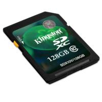 Kıngston 128Gb Sd Class10 Hafıza Kartı Sd10Vg2/128Gb