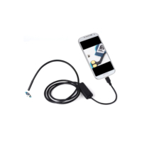 Bluecat Endoskop Boroskop 2 Metre 5.5mm OTG Yılan Kamera + USB