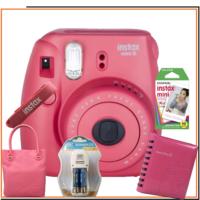 Fujifilm Instax Mini 8 + Mega Kit
