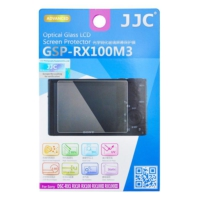JJC Ultra İnce LCD Ekran Koruyucu (Sony RX1, RX1R, RX100, RX100II, RX100III, RX100IV, RX1RII)