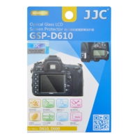JJC Ultra İnce LCD Ekran Koruyucu (Nikon D600, D610)