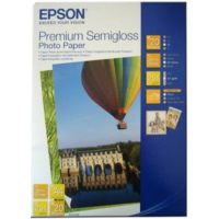 Epson A4 Premium Semi Glossy Photo Paper 250 Gr SO41332
