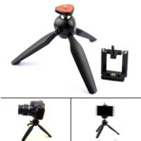 Yunteng Mini Tripod Telefon Fotoğraf Makinesi Tutucu Selfie