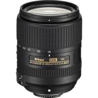 Nikon 18-300 Mm F/3.5-6.3 G Ed Vr Lens