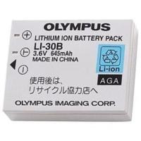 Olympus Az1 U-Mini Li-30B Li30B Batarya Pil
