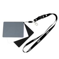 JJC 3in1 Beyaz Ayarı & Gri Kart Seti (10 x 13 cm)