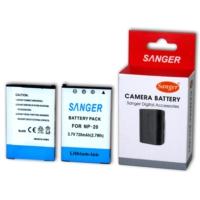 Sanger Casio NP-20 Batarya Pil