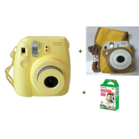 Fujifilm İnstax Mini 8 + Film (10 Adet) + Çanta Hediyeli