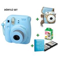 Fujifilm İnstax Mini 8 + Film (20 Adet) + Çanta + 64'lük Albüm