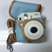Fujifilm Case İnstax Mini 8 Çanta Mavi
