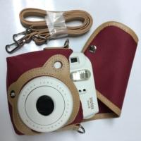 Fujifilm Case İnstax Mini 8 Çanta Kırmızı