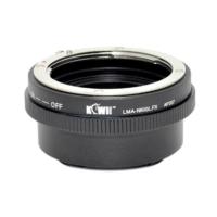 Kiwifotos Manuel Lens Adaptörü (Fujifilm X Gövde - Nikon F)