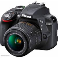Nikon D3300 18-55 Vr Af-P (2017 Nesil) Lens Dslr Fotoğraf Makinesi + Taşıma Çantası