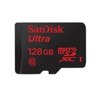 Sandisk Ultra MicroSDXC 128GB 48MB/s, UHS-I/Class 10 Hafıza Kartı SDSQUNB-128G-GN3MN
