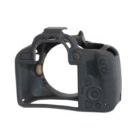 Canon 100D / SL1 Siyah EasyCover (Silikon Kılıf)