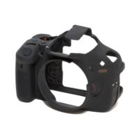 Canon 600D / T3i Siyah EasyCover (Silikon Kılıf)