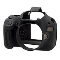 Canon 1100D / T3 Siyah EasyCover (Silikon Kılıf)