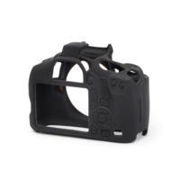 Canon 1300D Siyah EasyCover (Silikon Kılıf)
