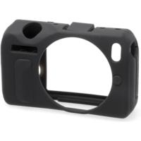 Canon M Siyah EasyCover (Silikon Kılıf)