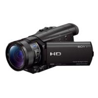 Sony Hdr-Cx900 12X Optik Zoom 3.5'' Video Kamera