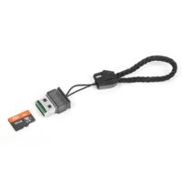 Dark USB 2.0 Micro SD Siyah Kart Okuyucu (DK-AC-UCR203)