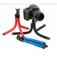 Magic Akrobat Süngerli Telefon Kamera Katlanabilir Tripod Ayak 26 Cm