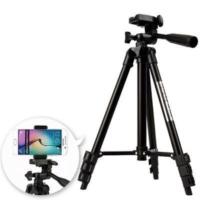 Magic 102 Cm Kaliteli Profesyonel Kamera Telefon Tripod Çanta Hediye Tf3120