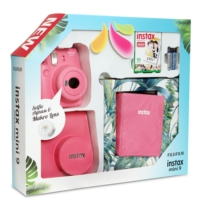 Fujifilm Instax Mini 9 Kit FlaPink