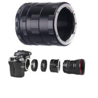 Haskan Nikon 18-55mm Lens İçin Makro Uzatma Tüpü
